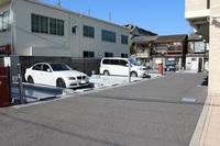 駐車場:駐車場は空きがあります。
