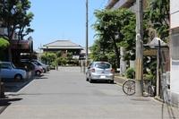 その他現地写真:前面道路もスッキリとしています。