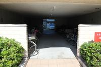 駐輪場:綺麗に整備された駐輪場です。